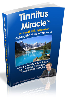 Tinnitus Miracle (TM) - Tinnitus Cure Book